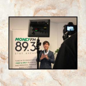 Desmond on MoneyFM